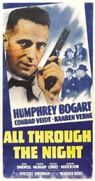 All Through the Night - Movie Poster (xs thumbnail)