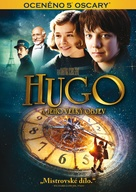 Hugo - Czech DVD movie cover (xs thumbnail)