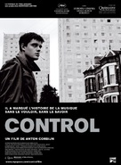 Control - French Movie Poster (xs thumbnail)