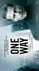 One Way - German poster (xs thumbnail)