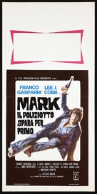 Mark il poliziotto - Italian Movie Poster (xs thumbnail)
