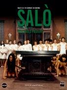 Salò o le 120 giornate di Sodoma - Spanish DVD cover (xs thumbnail)