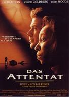 Ghosts of Mississippi - German Movie Poster (xs thumbnail)