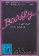 Barfly - German Movie Cover (xs thumbnail)
