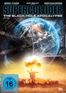 Supercollider - German DVD movie cover (xs thumbnail)