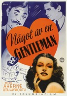 The Lady in Question - Swedish Movie Poster (xs thumbnail)