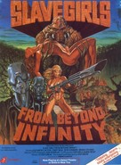 Slave Girls from Beyond Infinity - VHS cover (xs thumbnail)