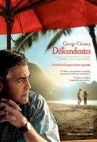 The Descendants - Brazilian Movie Poster (xs thumbnail)
