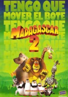 Madagascar: Escape 2 Africa - Argentinian Movie Poster (xs thumbnail)