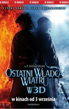 The Last Airbender - Polish Movie Poster (xs thumbnail)