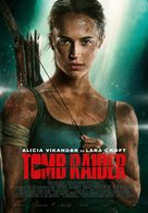 Tomb Raider - Spanish Movie Poster (xs thumbnail)