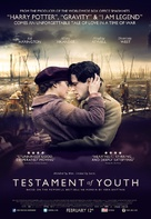 Testament of Youth - Lebanese Movie Poster (xs thumbnail)