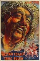 Tarass Boulba - Argentinian Movie Poster (xs thumbnail)