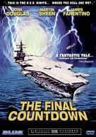 The Final Countdown - Movie Cover (xs thumbnail)