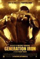 Generation Iron - Movie Poster (xs thumbnail)