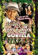 Bela Lugosi Meets a Brooklyn Gorilla - DVD movie cover (xs thumbnail)