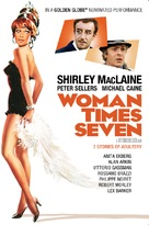 Woman Times Seven - Movie Poster (xs thumbnail)