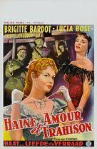 Tradita - Belgian Movie Poster (xs thumbnail)
