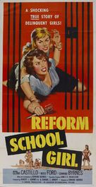 Reform School Girl - Movie Poster (xs thumbnail)