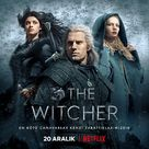 """""""The Witcher"""" - Turkish Movie Poster (xs thumbnail)"""