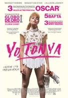I, Tonya - Spanish Movie Poster (xs thumbnail)