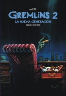Gremlins 2: The New Batch - Argentinian Movie Poster (xs thumbnail)