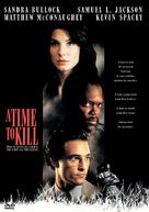 A Time to Kill - DVD movie cover (xs thumbnail)