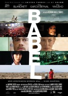 Babel - German Movie Poster (xs thumbnail)