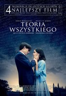 The Theory of Everything - Polish Movie Poster (xs thumbnail)