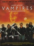 Vampires - French Movie Poster (xs thumbnail)