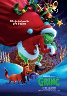 The Grinch - Serbian Movie Poster (xs thumbnail)