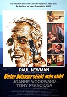 The Drowning Pool - German Movie Poster (xs thumbnail)