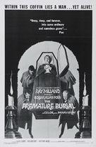 Premature Burial - Movie Poster (xs thumbnail)
