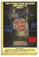 The Return of the Living Dead - Movie Poster (xs thumbnail)