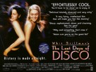 The Last Days of Disco - British Movie Poster (xs thumbnail)