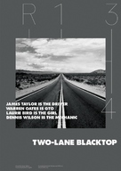 Two-Lane Blacktop - Homage poster (xs thumbnail)