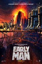 Early Man - Teaser movie poster (xs thumbnail)