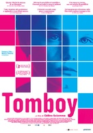 Tomboy - Italian Movie Poster (xs thumbnail)