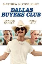 Dallas Buyers Club - German Movie Cover (xs thumbnail)