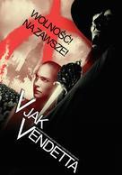 V For Vendetta - Polish Movie Poster (xs thumbnail)