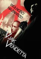 V For Vendetta - Polish Movie Poster (xs thumbnail)