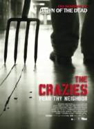 The Crazies - Danish Movie Poster (xs thumbnail)