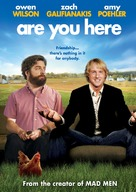 Are You Here - Canadian DVD movie cover (xs thumbnail)