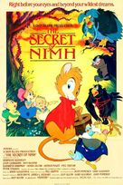 The Secret of NIMH - British Movie Poster (xs thumbnail)
