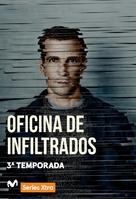 """""""Le Bureau des Légendes"""" - Spanish Movie Poster (xs thumbnail)"""