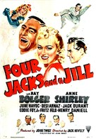 Four Jacks and a Jill - Movie Poster (xs thumbnail)