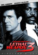 Lethal Weapon 3 - DVD movie cover (xs thumbnail)