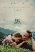 A Hidden Life - Brazilian Movie Poster (xs thumbnail)