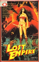 The Lost Empire - Norwegian VHS cover (xs thumbnail)