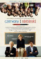 Il rosso e il blu - Polish Movie Poster (xs thumbnail)